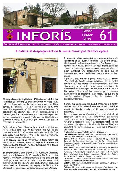 Inforís 61